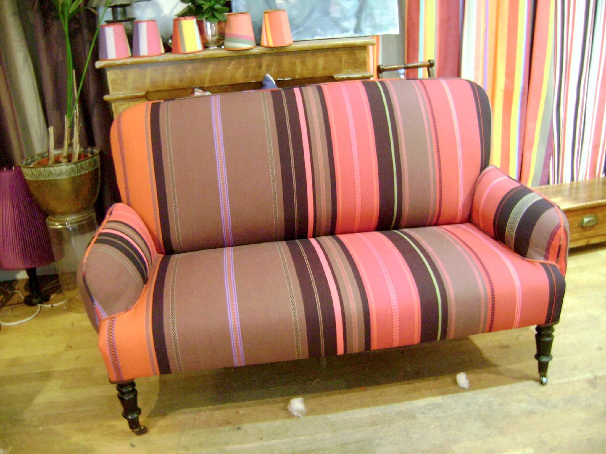 fauteuil rénové