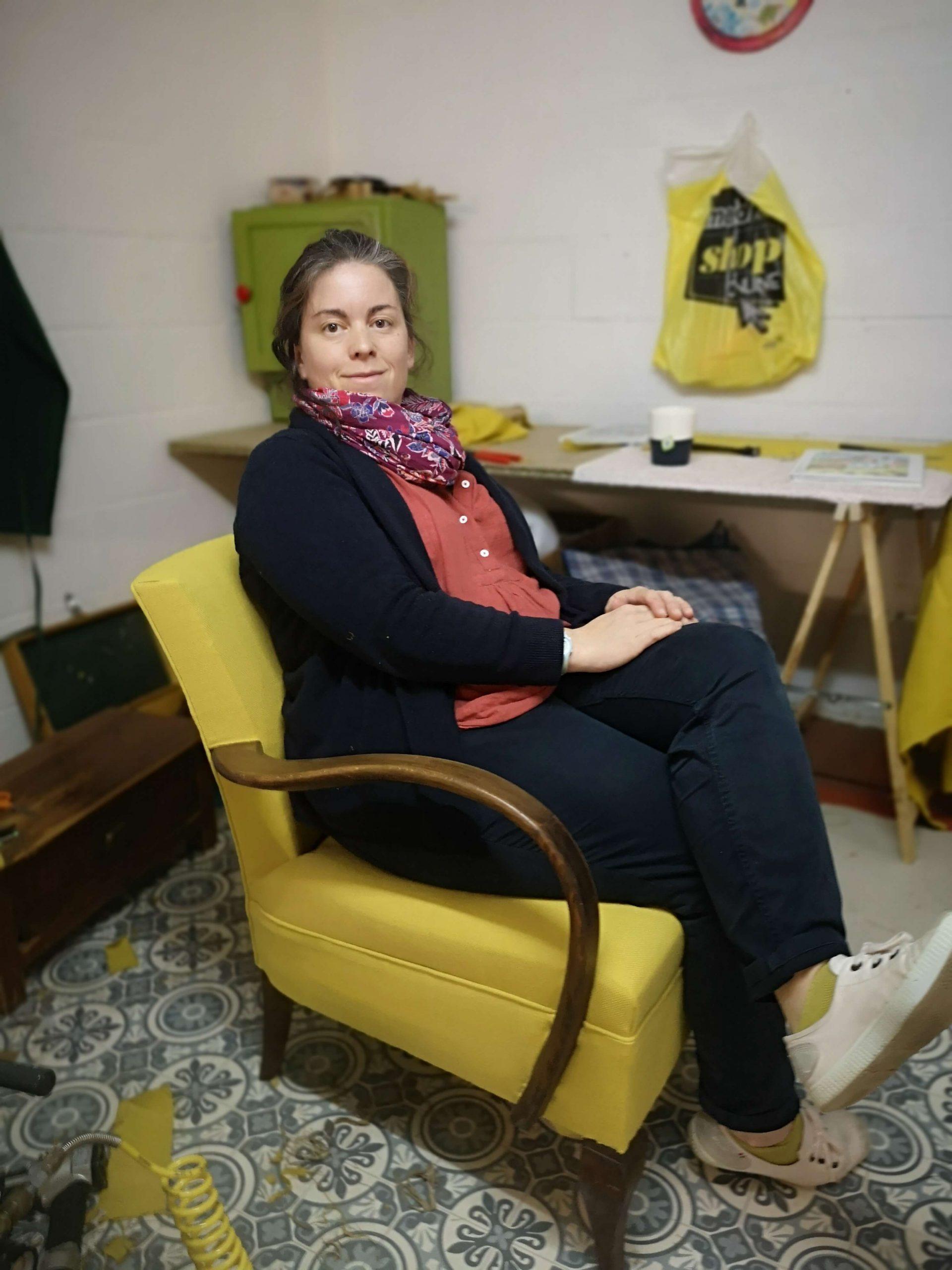 artisan tapissier à Orléans